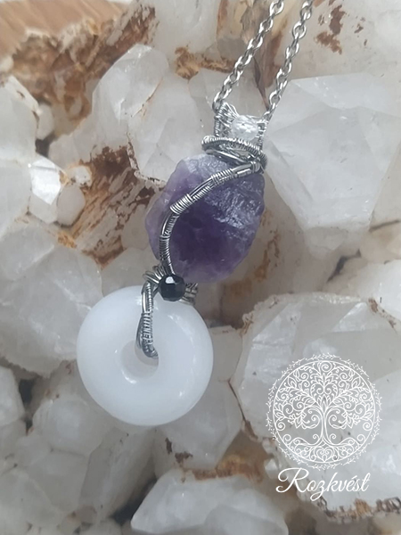 Krystalové flakonky